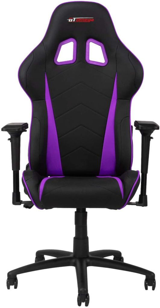 GT OMEGA PRO- Must have Purple Racing Gaming Chair