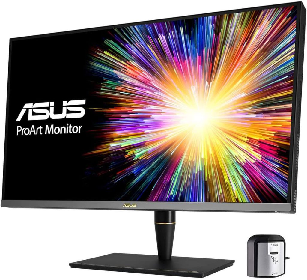 ASUS ProArt PA32UCX-K 32 Inch most expensive Professional Monitor for Apple macbook