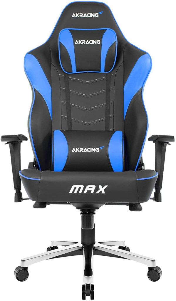 AKRacing Max Gaming Chair for pro gamers