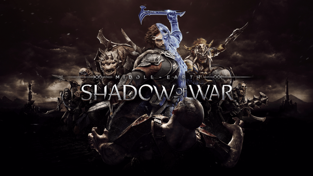 13 Middle-Earth- Shadow of War role playing game