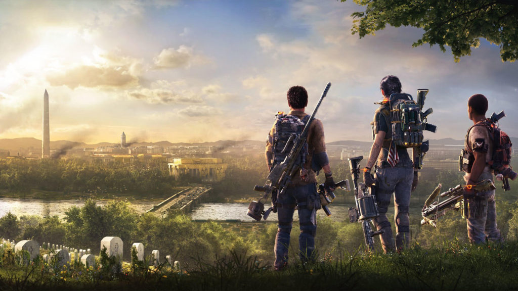 14 The Division 2 ps4 game
