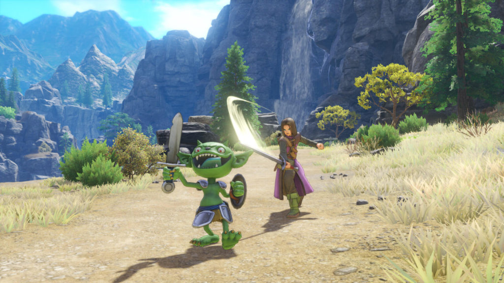 20 Dragon Quest XI- Echoes of an Elusive Age ps4 rpg game