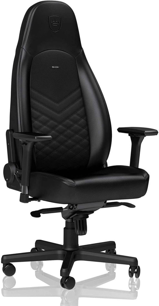 noblechairs ICON office chair for heavy people