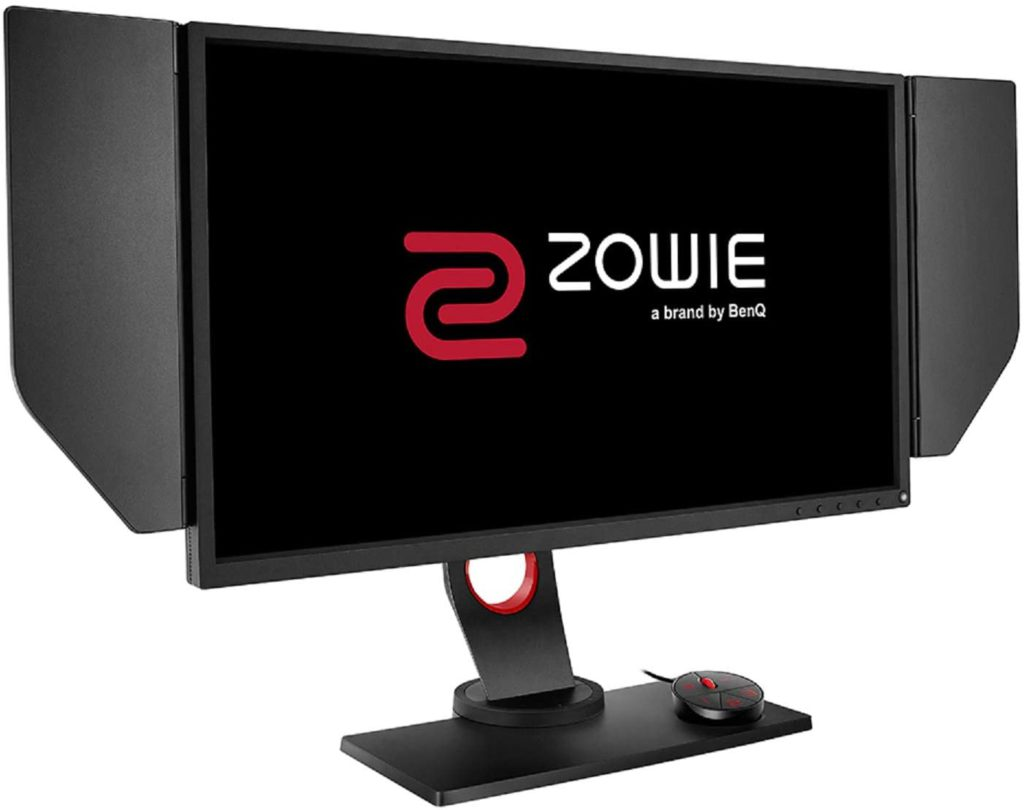 BenQ ZOWIE XL2540 24.5- Best budget 240hz monitor