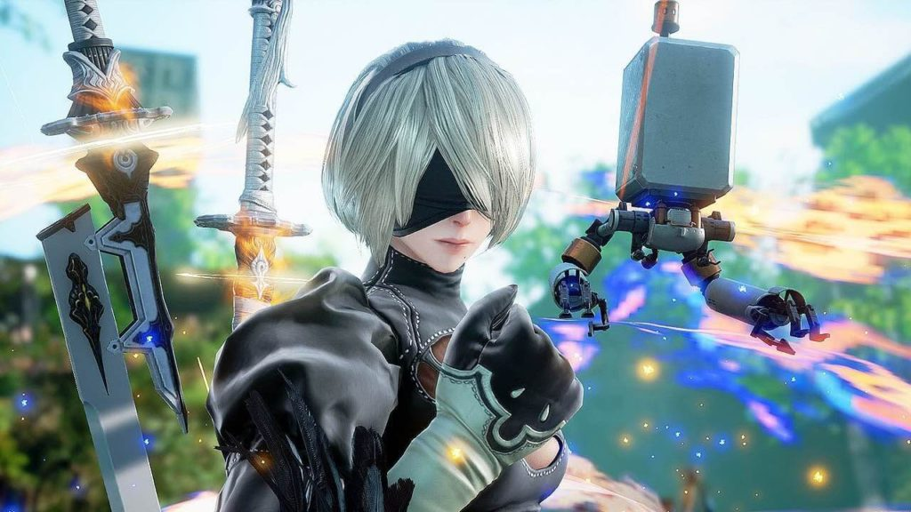 6. NieR- Automata best ps4 action role playing game