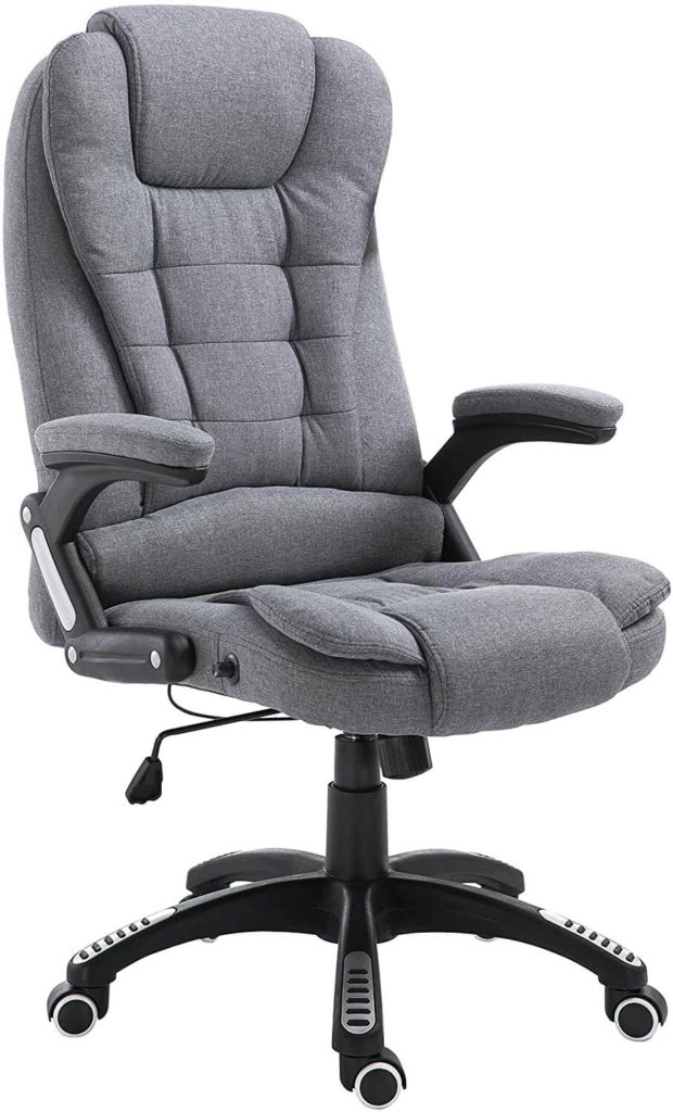 4 CTF grey executive office chair in uk