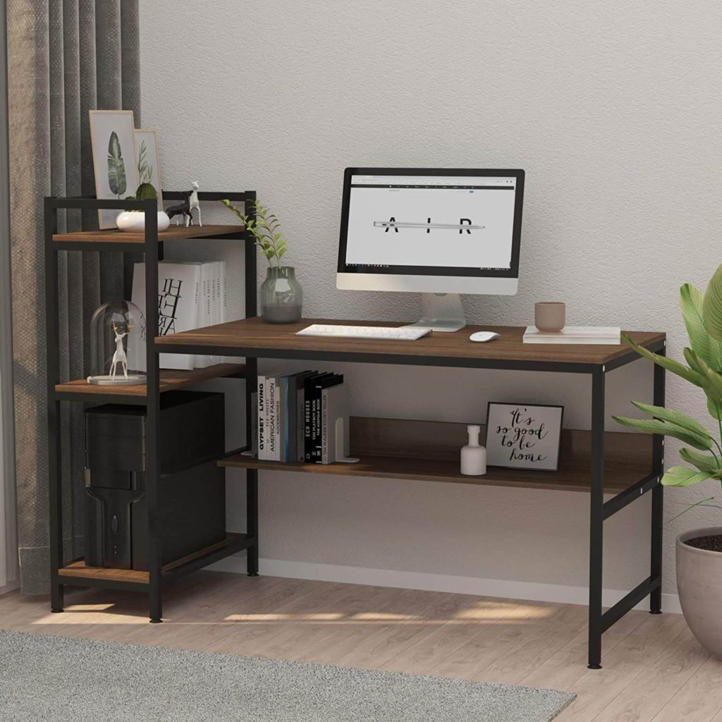Dripex- Best rated Computer Desk with Storage