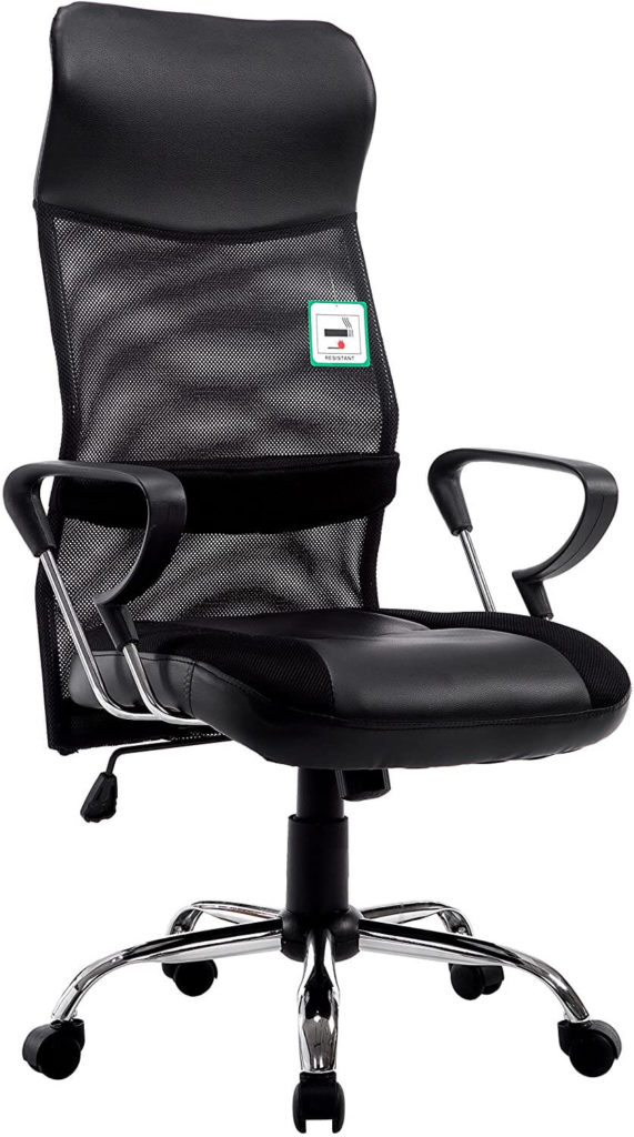6 CTF ergonomic stylish office desk chair for laptop and computer work