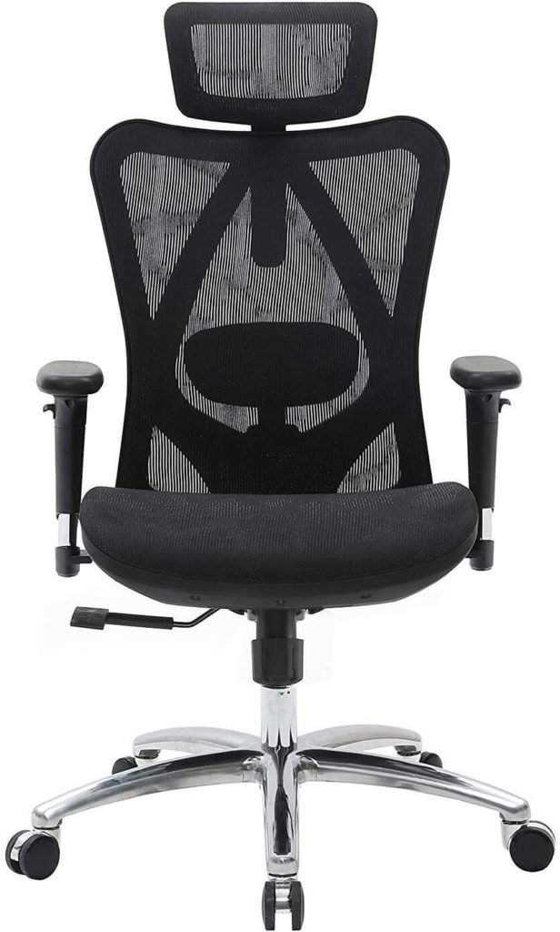 7 SIHOO- Best ergonomic office chair (High quality material)