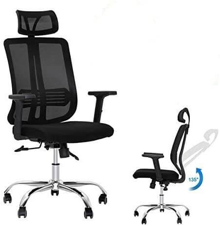 DOSLEEPS chair for back and neck pain