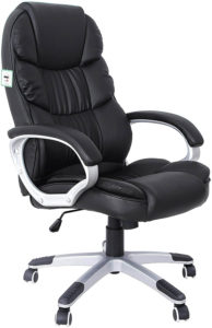 SONGMICS top rated office chair