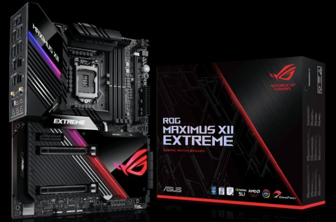 ASUS ROG Maximus XII Extreme buy now online