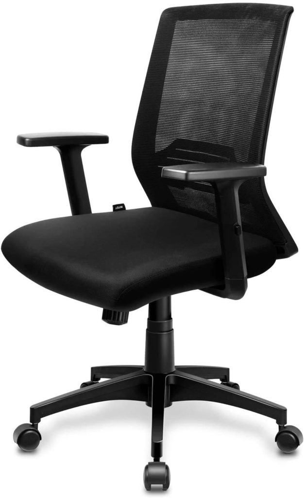 INTEY- Budget chair for lower back pain under 100
