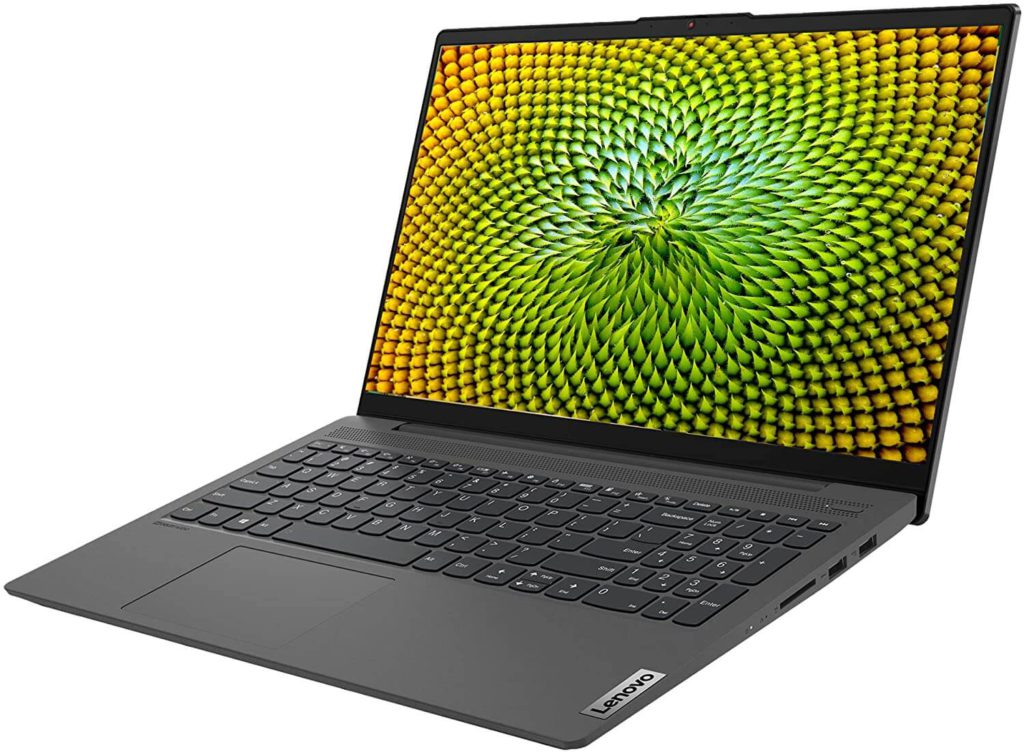 Lenovo IdeaPad 5i- Recommended under 500 to 600