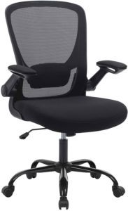 SONGMICS Office Chair with lumbar support under £70 in uk