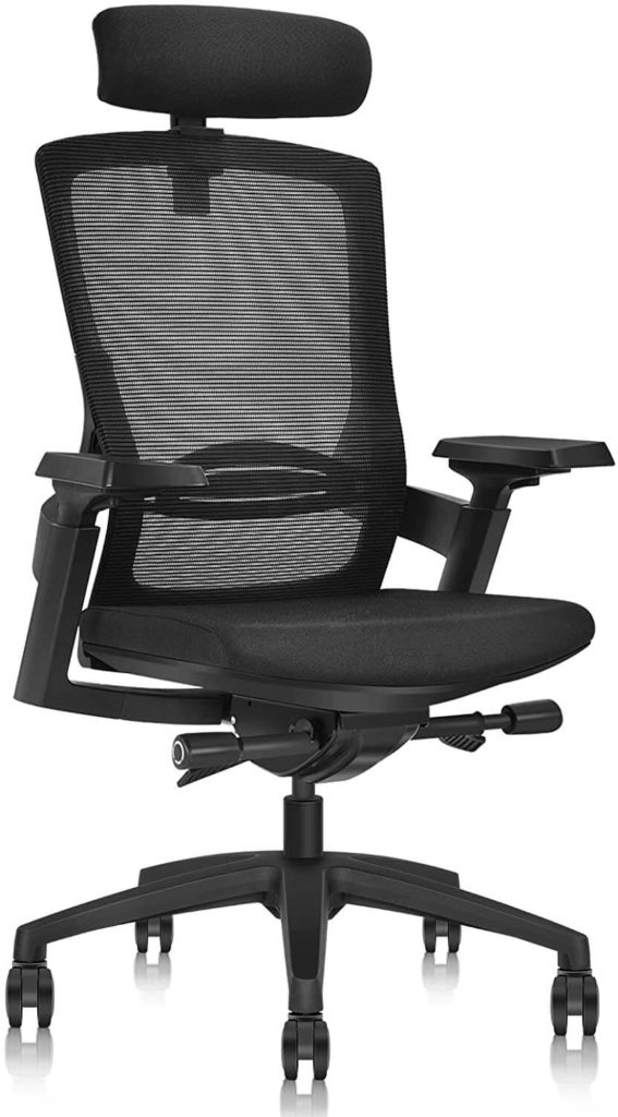 MOOJIRS- Premium chair for back support