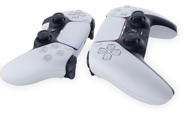 1 DualSense Wireless Controller multiplayer games for the PlayStation 5