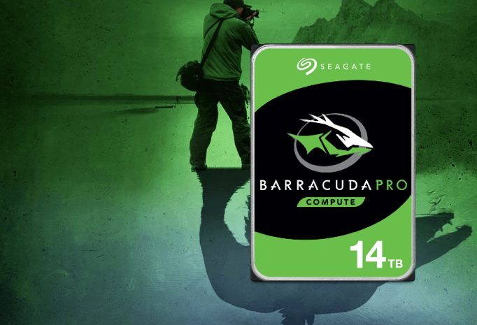 7 Seagate Barracuda Pro Must have external storage device accessory for PS5 to store games and media files