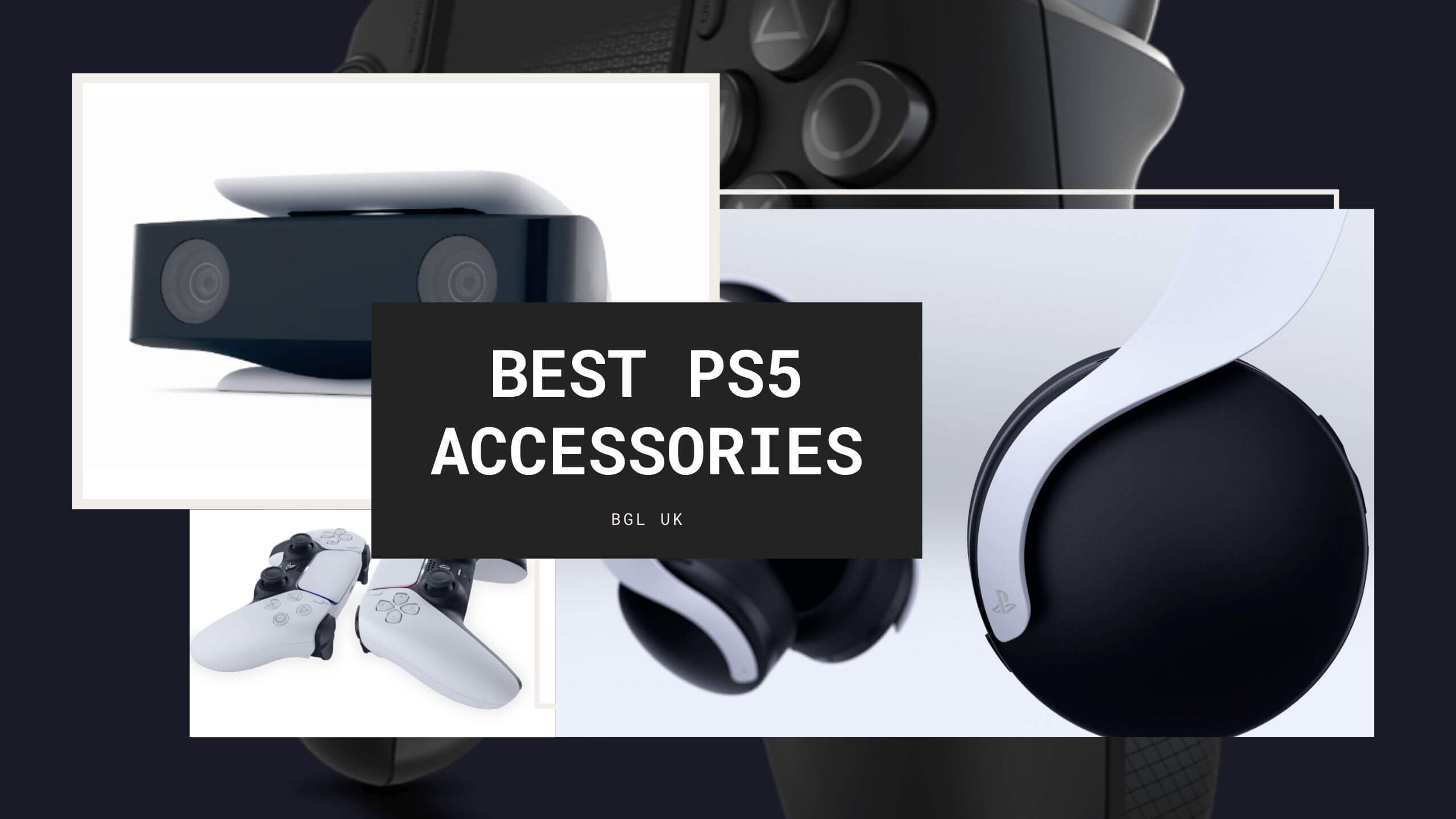 Looking for best PS5 accessories? There are bunch of really impressive PS5 and PS4 accessories that you can currently buy from the market. Just follow the below article to know the hot and top selling Playstation 5 accessories.